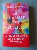 LA CHAMBRE DES MERVEILLES Julien Sandrel